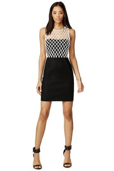 Rent Caught Up Sheath by Diane von Furstenberg for $85 only at Rent the Runway.
