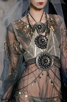John Galliano Fall Winter 2009 Ready-to-Wear