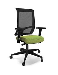The top 5 office chairs for home and business use. These awesome modern seating solutions are an excellent way to stay comfortable and efficient while working. #TopOfficeChairs