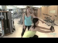 The Jessica Biel Butt Workout. Needed: weights, ball and ankle bands. Pop Workouts, Easy Workouts, Workout Videos, Fitness Diet, Health Fitness, Heath And Fitness, Celebrity Workout, Jessica Biel, Physical Fitness
