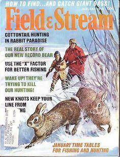 1 1972 Field Stream Magazine | eBay