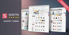Sagitta - Responsive Shopify Theme