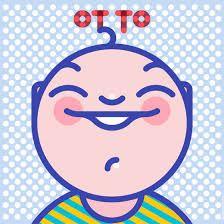 OTTO for kids magazine Nyky Kids #design #magazine #kids #graphics