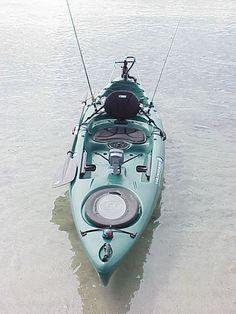 Random Kayaks.  http://bassyaks.com