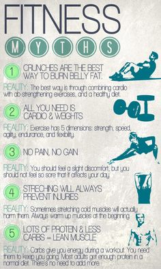50 diet and fitness facts muscles of the arm