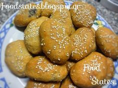 Ελιοπιτάκια νηστίσιμα Lent, Pretzel Bites, Vegan Recipes, Bread, Blog, Lenten Season, Vegane Rezepte, Brot, Blogging