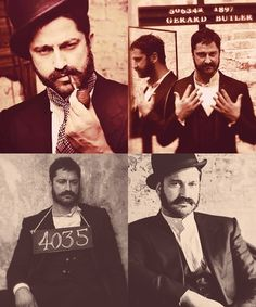 Gerard BUTLER!. What the what??