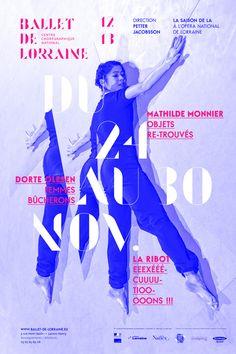 CCN Ballet de Lorraine - Saison 2012/2013 - Les Graphiquants
