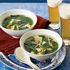 """A few years ago,"" Sang Yoon recalls, ""I caught a cold and my friend Sal Marino of Il Grano invited me for a bowl of stracciatella alla romana, the It..."