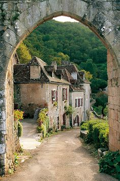 Lot Quercy, France.