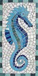 seahorse fish mosaic - Bing Images