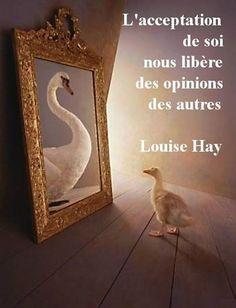 L'acceptation de SOI nous libère des opinions des autres #Citation #Humour #HistoireDrole #rire #ImageDrole #myfashionlove www.myfashionlove.com