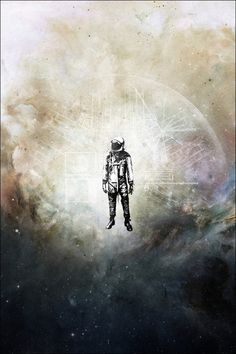 Voyager II by Alex Cherry Prints available from Eyes On Walls http://www.eyesonwalls.com/products/voyagerii