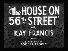 WARNER BROTHERS ACADEMY THEATER: HOUSE ON 56TH STREET - RARE OLD TIME RADIO