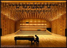 Interior Renovation Project of the Concert Hall of Tokyo National University of Fine Arts and Music/ Nikken Sekkei LTD
