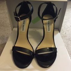 I just added this to my closet on Poshmark: NWOT Steve Madden high heels. Price: $39 Size: 5.5