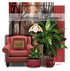 Untitled #1894 by garbowvu on Polyvore featuring polyvore interior interiors interior design maison home decor interior decorating Harvest Nearly Natural Allstate Floral Chanel Hai