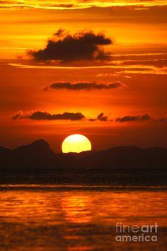 ✯ Sunset Sky