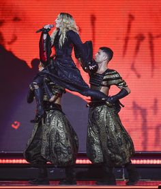 """America just can't get enough of the """"Rebel Heart"""" Tour."""