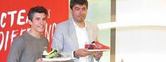 Munich presenta las zapatillas oficiales de Marc Márquez