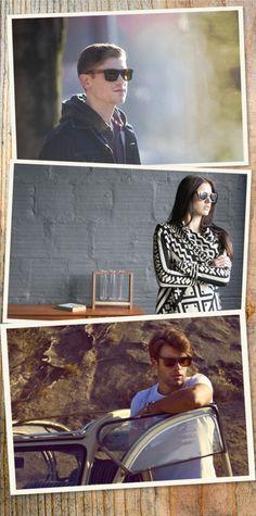 Gafas de sol de madera hombre y mujer a15ca9c44a97