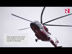 07/12/2016 - New Russia's Mi 38 helicopter can reach the heights of Mt Everest - YouTube