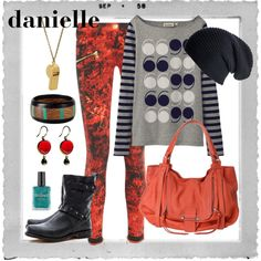 """danielle"" by julie-price-thiede on Polyvore"