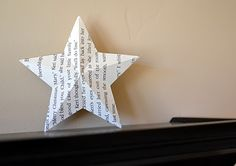 18 DIY Star Ornaments For Your Christmas Décor | Shelterness