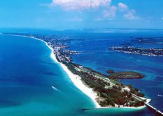 Anna Maria Island, FL...where we spent our honeymoon and a couple of vacations.  I wanna go back!