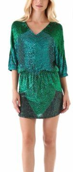 Haute Hippie Theodora Sequined Dress $589