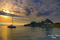 Photo Shot taken with NIKON 5 shares, 15 likes and 526 views. Nikon D3000, Corfu, Celestial, Sunset, Outdoor, Inspiration, Sunsets, Outdoors, Biblical Inspiration