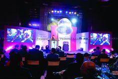Corporate Events   Hotelier India Awards   Stage   Production   Pegasus Events   Mumbai   India