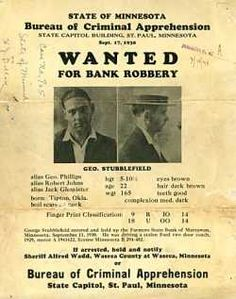 Gangster Era in St. Paul 1900-1936