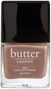 Formaldehyde is a TOXIC ingredient found in most nail polishes. Try this Butter London lacquer instead