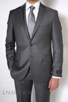 Costume gris Ermenegildo Zegna Cloth