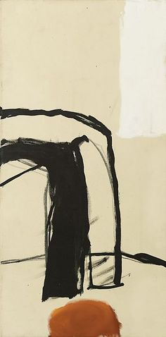 Roger Hilton was a pioneer of abstract art in post-Second World War Britain. Life Drawing, Painting & Drawing, Illustrations, Illustration Art, Contemporary Abstract Art, Abstract Expressionism, Fine Art, Drawings, Franz Kline