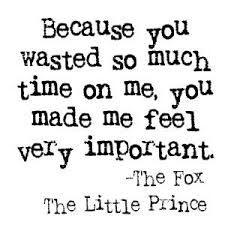 Výsledek obrázku pro little prince fox drawing