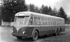 Alfa Romeo 110AF Trolleybus
