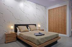 Dekton Kairos feature wall cladding