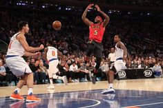 Atlanta Hawks vs. New York Knicks - 12/28/16 NBA Pick, Odds, and Prediction