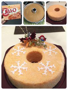Baking Mom: Jello Chiffon Cake