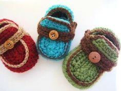 Baby Booties Crochet Pattern Crochet Baby par CrochetBabyBoutique