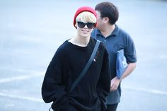 Everytime you walk by , makes my heart fly @BTS_twt #HappyJiminDay #WeloveyouJimin