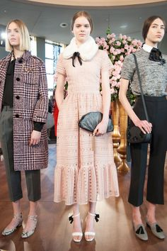 Kate Spade New York Fall 2016 Ready-to-Wear collection.