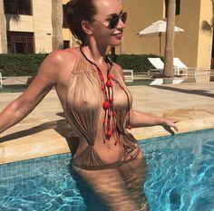 FOTO: Nadya, Zeița de pe Instagram! Își înnebunește prietenii cu imagini super sexy | Beauty a1.ro