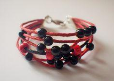 Bracelet BEBE garçon : Mode Bébé par dame-coquette   http://www.alittlemarket.com/mode-bebe/fr_bracelet_pour_bebe_garcon_-13661157.html