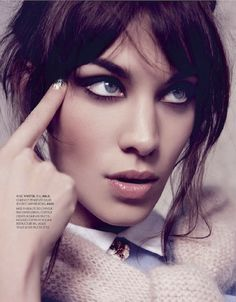 Dusan Reljin featuring Alexa Chung for ELLE France