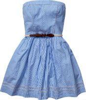 Hilfiger Denim Faye Dress Strapless  Bent u op zoek naar een leuk zomer jurkje? Bekijk dan het strapless jurkje van Hilfiger Denim! Deze jurk heeft leuke details en een opvallend riempje voor om de taille. We hebben de jurk in verschillende maten op voorraad. € 99,90-