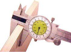 Woodworker Dial Caliper 465008
