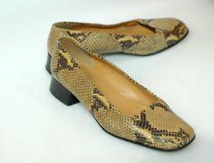 Vintage 80s Ralph Lauren Brown Leather by PelhamRoadVintage, $33.00